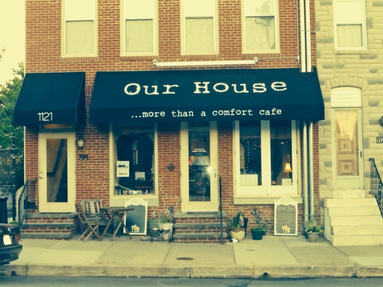Our House: Locust Point, Baltimore