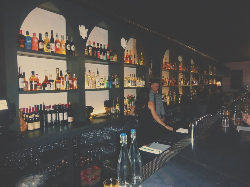 Extensive Bar Selection