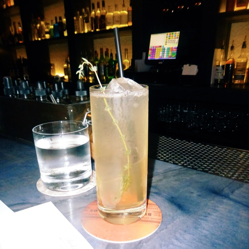Old Thyme Collins $10