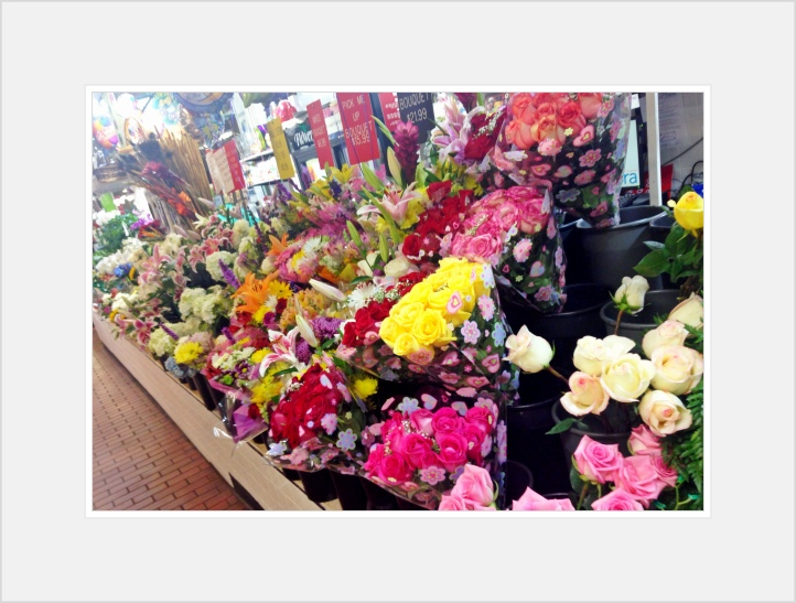 Flower Shop- Cross Street Market