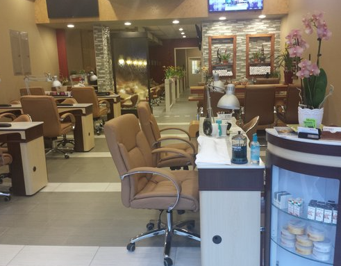 City Nails & Spa  1128 Light St. Baltimore MD 21230