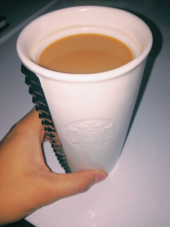 Cup from Starbucks
