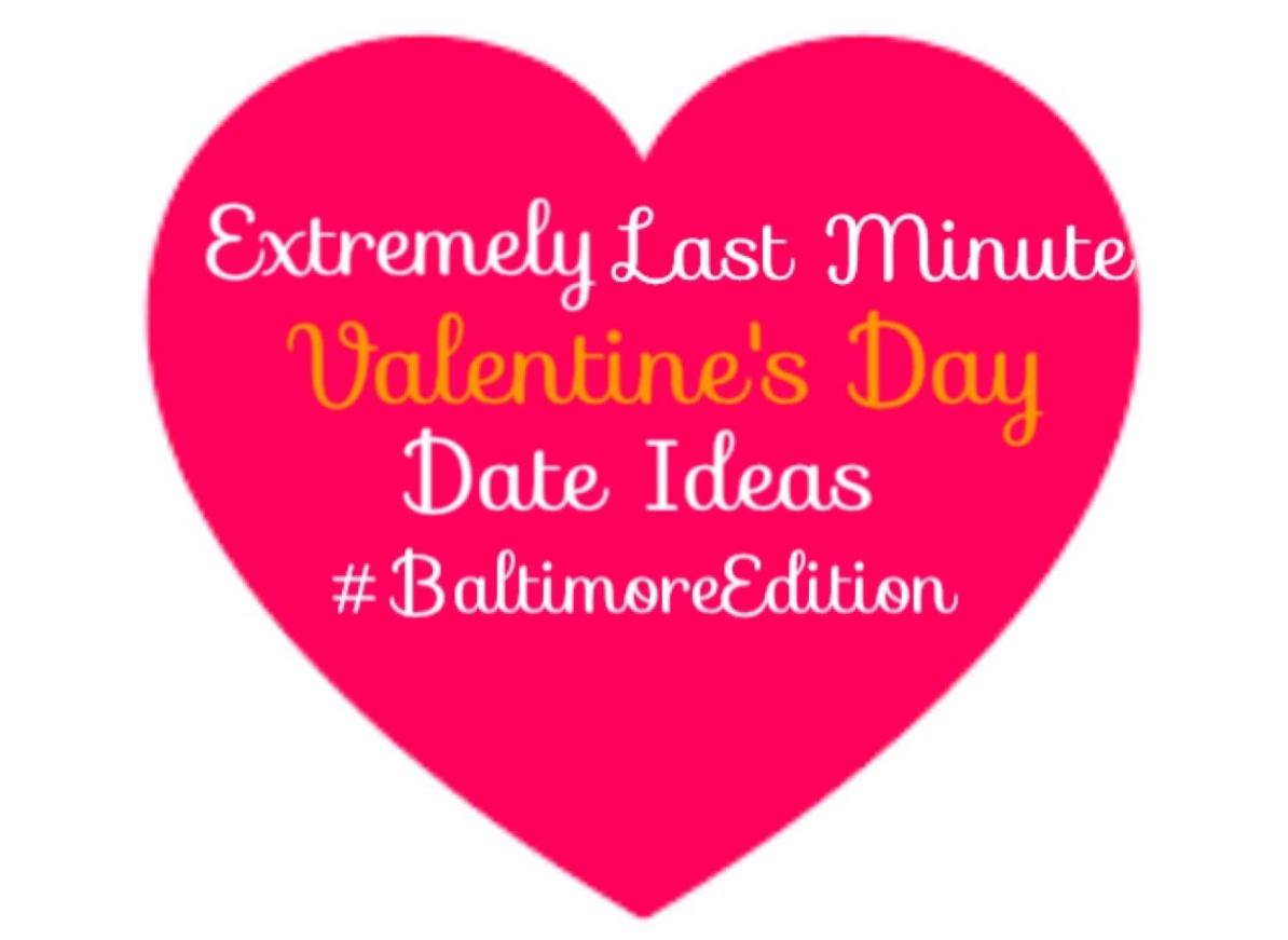 date ideas baltimore area